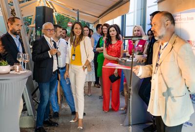 Cea mai recentă întâlnire a Comunităţii Global Marketing Manager a avut într-o locație nouă din Capitală