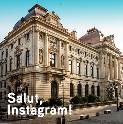 BNR şi-a lansat oficial contul de Instagram