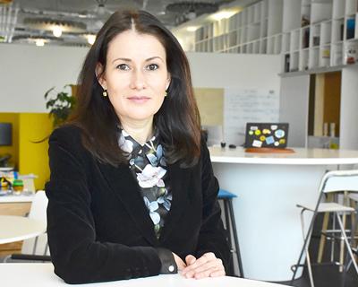 Cecilia Tudor este noul director de comunicare și responsabilitate socială aI Groupe Renault România
