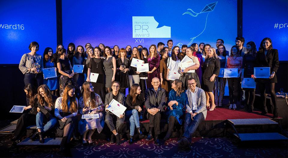 Au început înscrierile la ediția 2019 a competiției Romanian PR Award
