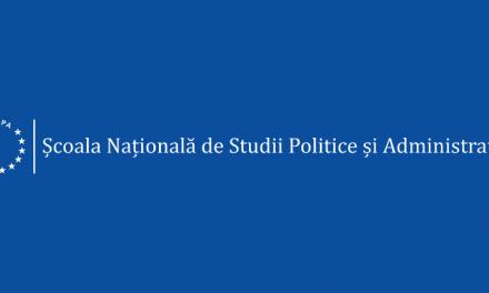 SNSPA: Masterat în comunicare și afaceri europene (engleză)