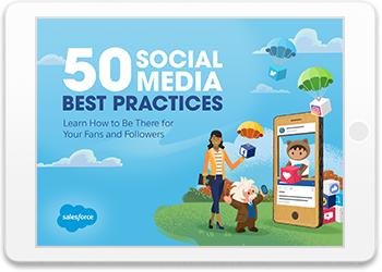 E-book: 50 de bune practici în social media