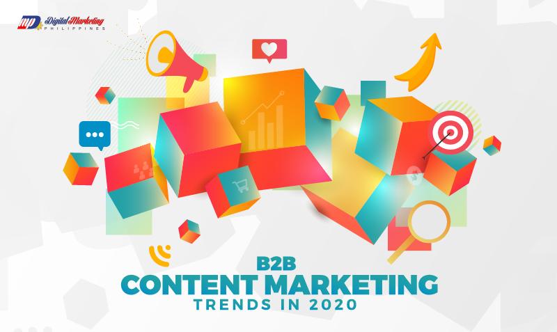 Infografic: tendințe în marketingul B2B în 2020
