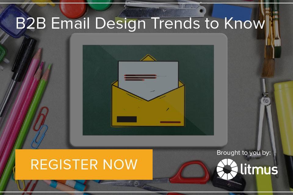 Webinar: tendințe în e-mailurile B2B pe care trebuie să le afli