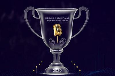 120 de companii participă la primul Campionat de public speaking online din România