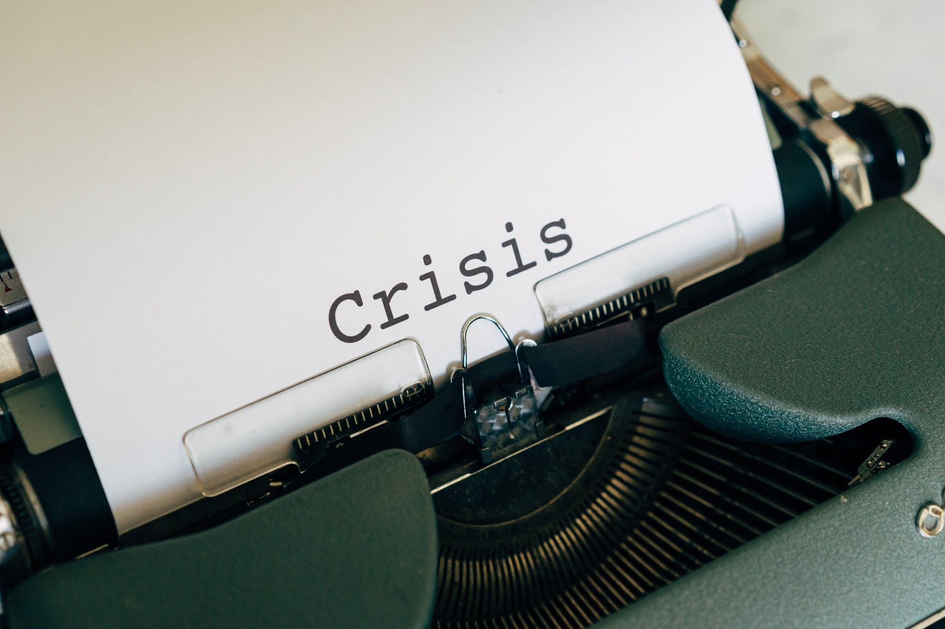 Cum poți greși poziționarea în timpul unei crize