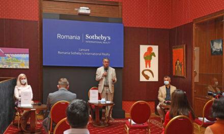 Brandul Sotheby's s-a lansat oficial în România