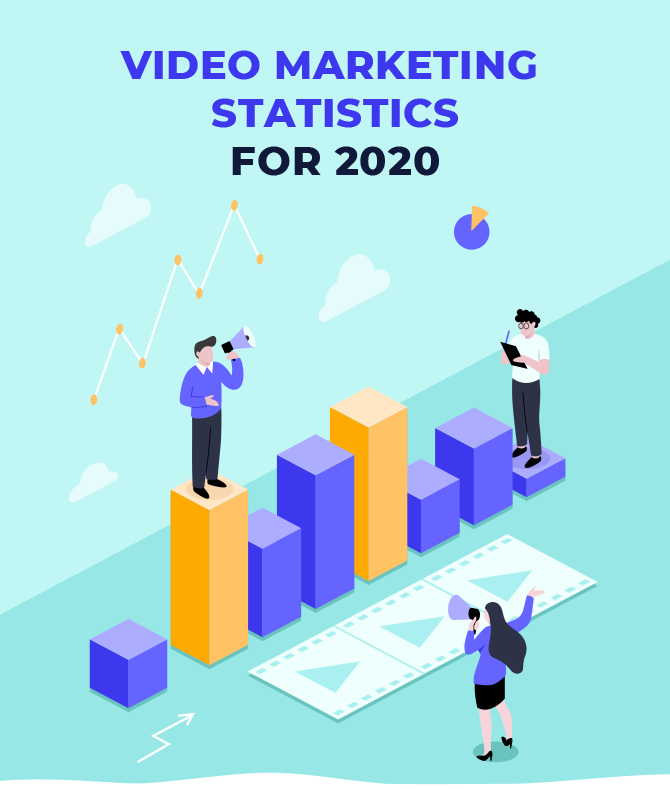 Infografic: +60 statistici despre video marketing pe care trebuie să le știi în 2020