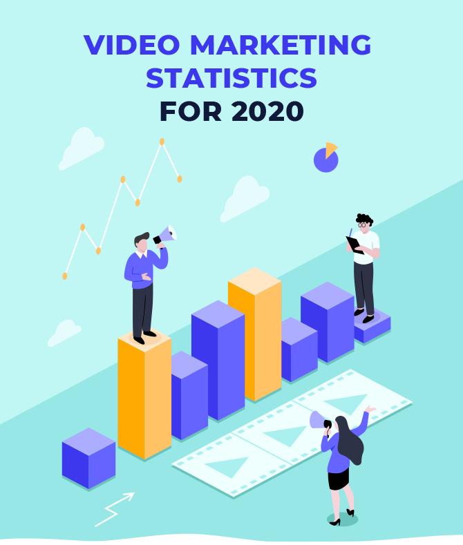 Infografic: +60 statistici despre video marketing pe care trebuie să le știi în 2020