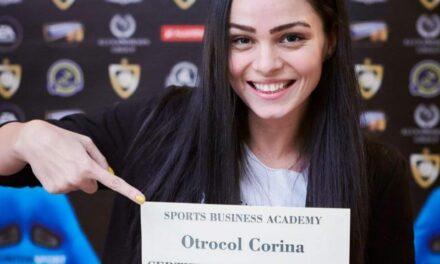 """Corina Otrocol, Marketing Manager, Ferratum România: """"Îmi doresc ca pandemia să nu fi stins apetitul companiilor pentru investirea în sport"""""""