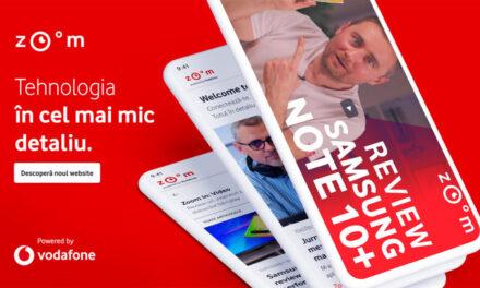 Vodafone a lansat o platformă cu conținut despre tehnologie