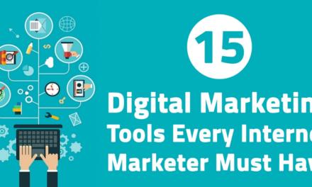 Infografic: 15 instrumente de marketing digital cu care să îți îmbunătățești prezența online