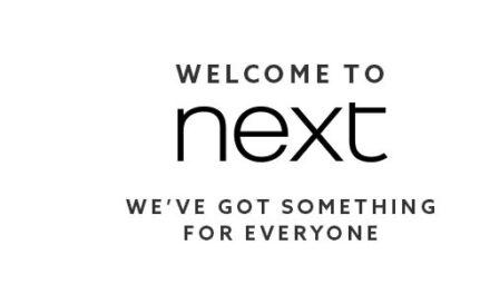 Next investește din nou în marketing după economii de 21 miliarde de lire în lockdown