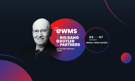 Poți beneficia de un curs online la Kotler Impact University dacă te înscrii la Electronic World Marketing Summit (eWMS) 2020