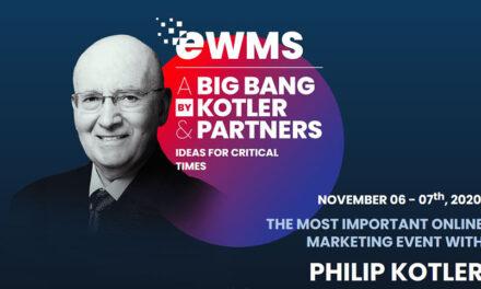 World Marketing Summit 2020: 80 de lideri în domeniu, 48 de ore de prezentări online
