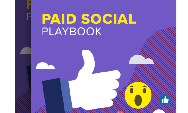 2020 Paid Social Playbook