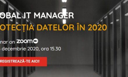 Protecția datelor în 2020 (și mai departe) – noile tehnologii pentru securitate