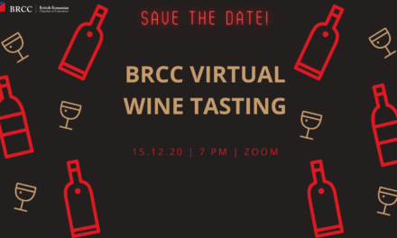 BRCC Virtual Wine Tasting Event