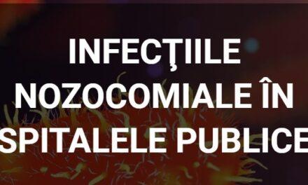 Oameni și Companii a organizat a doua ediție digitală lunară din dezbaterile pe tema infecțiilor nozocomiale