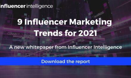 9 tendințe în marketingul prin influenceri în 2021