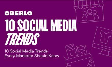 Infografic: 10 tendințe în social media pentru 2021