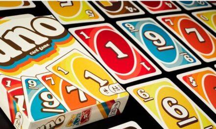 Mattel aniversează cei 50 de ani ai brandului Uno cu siglă și slogan noi
