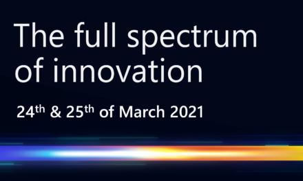 24 și 25 martie – zile dedicate inovației și transformării digitale la Microsoft Envision Forum