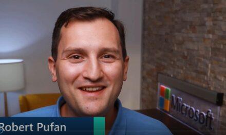 Robert Pufan, Microsoft România: Procesele de lucru au loc înainte, în timpul, dar mai ales după o întâlnire virtuală