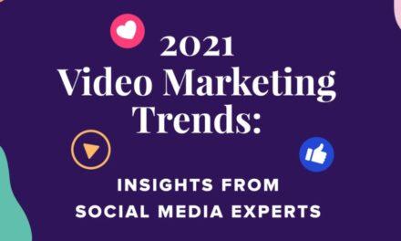Infografic: tendințe în marketingul video în 2021