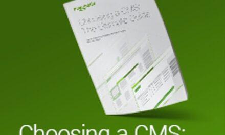 Ghid: alegerea unui CMS