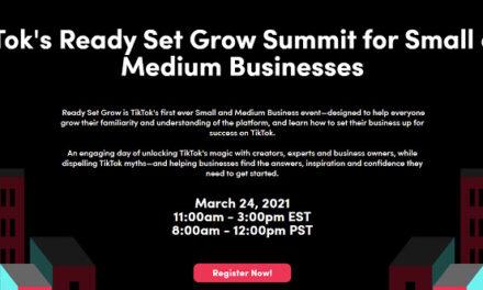 TikTok anunță primul summit pentru IMM-uri