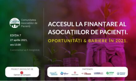 Comunitatea CASPA.RO: 65% dintre ONG-urile active funcționează cu bugete anuale mai mici de 10.000 euro