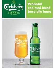 Carlsberg are o nouă identitate vizuală