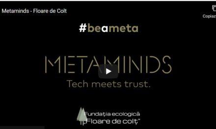 O nouă inițiativă a platformei de responsabilitate socială #beameta