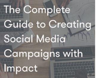 Creează campanii pe platforme sociale cu impact