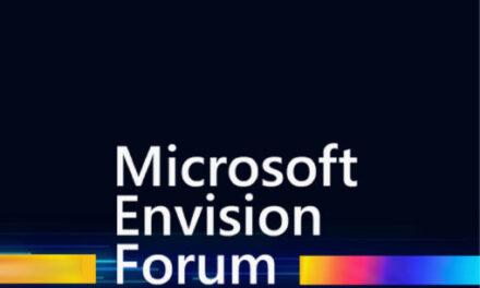 Nu rata Microsoft Envision Forum 2021, disponibil acum on-demand!