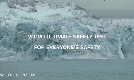 Volvo prezintă testul de siguranță suprem