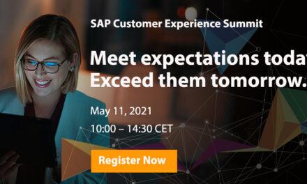 SAP Summits: Cum să creezi experiențe de top pentru clienții și angajații tăi