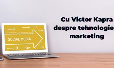 Comunitatea OSC – MarketingManager: Victor Kapra ne-a dezvăluit 3 reguli de succes în Social Media