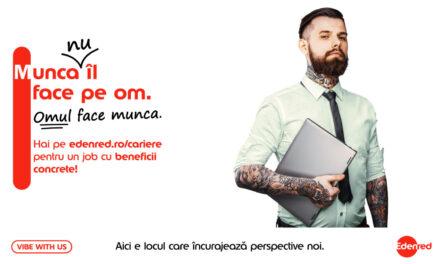 Edenred România lansează noua campanie de employer branding