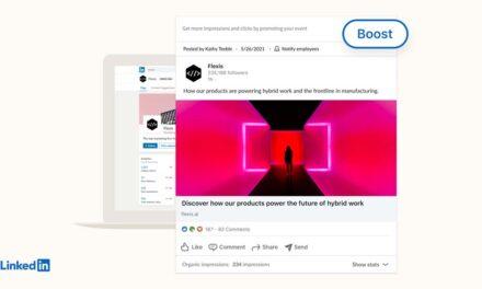 """LinkedIn adaugă o nouă opțiune """"Boost"""" pentru postări organice"""
