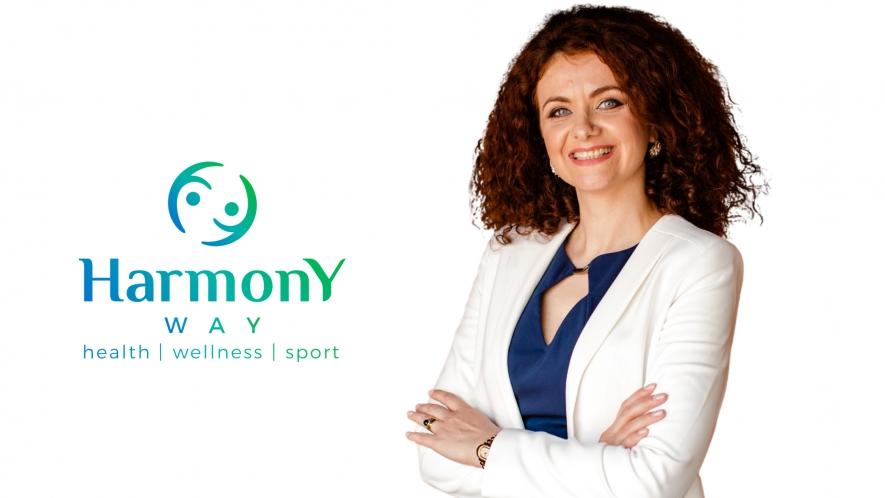 Marinela Popescu, fost director de marketing la Alexandrion Group, lansează HarmonY way, un concept dedicat zonelor de health, wellness şi sport