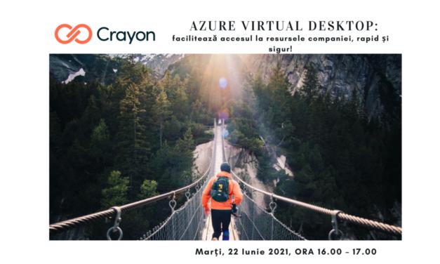Comunitatea OSC – Global IT Manager: Cum facilitează Azure Virtual Desktop accesul la resursele companiei
