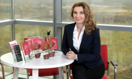 Beatrice Chiș este promovată ca International Marketing Director al companiei ETi