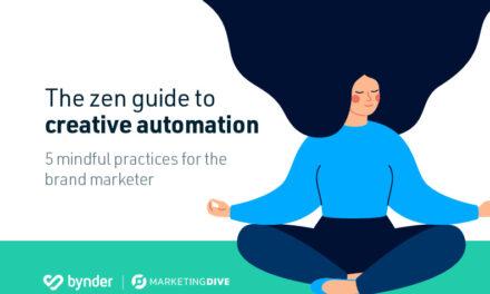 Ghidul Zen pentru automatizarea creativă: 5 practici conștiente pentru brand manageri