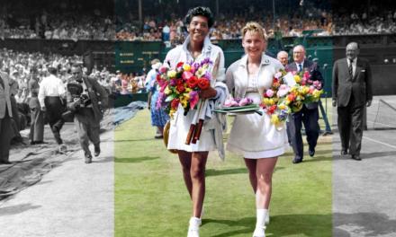 OPPO celebrează noua ediție Wimbledon prin recolorizarea unor imagini emblematice ale turneului