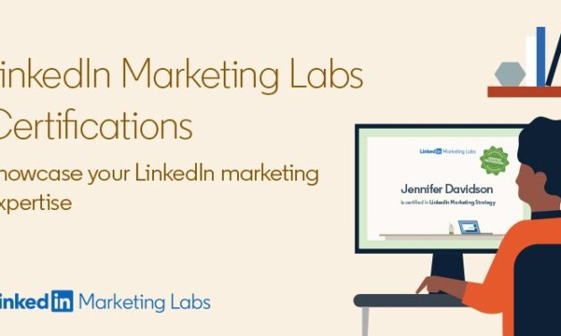LinkedIn oferă un program de certificare de marketing gratuit