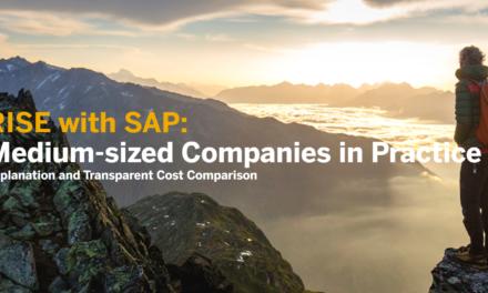 Webinarii SAP: Care sunt provocările companiilor mid-size și cum își pot consolida poziția pe o piață competitivă