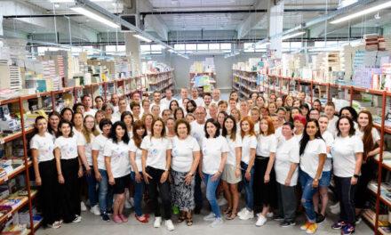 Libris aniversează 30 de ani în piața cărții cu o nouă identitate vizuală inspirată din ADN-ul de librar