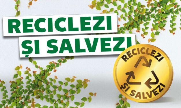 Kaufland România – primul retailer cu o infrastructură de automate de reciclare la nivel național